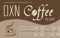 Coffee Try pack